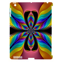 Fractal Butterfly Apple Ipad 3/4 Hardshell Case (compatible With Smart Cover) by Nexatart