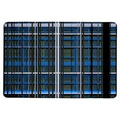 3d Effect Apartments Windows Background Ipad Air Flip by Nexatart