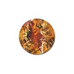Abstraction Abstract Pattern Golf Ball Marker by Nexatart