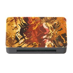 Abstraction Abstract Pattern Memory Card Reader With Cf by Nexatart