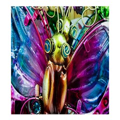 Magic Butterfly Art In Glass Shower Curtain 66  X 72  (large)  by Nexatart