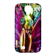 Magic Butterfly Art In Glass Samsung Galaxy S4 Classic Hardshell Case (pc+silicone) by Nexatart