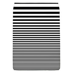 Black White Line Flap Covers (s)  by Mariart