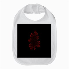 Dendron Diffusion Aggregation Flower Floral Leaf Red Black Amazon Fire Phone by Mariart