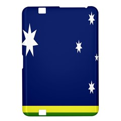 Flag Star Blue Green Yellow Kindle Fire Hd 8 9  by Mariart