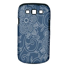 Flower Floral Blue Rose Star Samsung Galaxy S Iii Classic Hardshell Case (pc+silicone) by Mariart