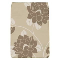 Flower Floral Grey Rose Leaf Flap Covers (s)  by Mariart
