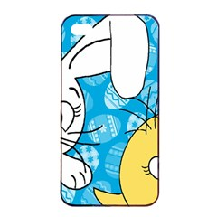 Easter Bunny And Chick  Apple Iphone 4/4s Seamless Case (black) by Valentinaart