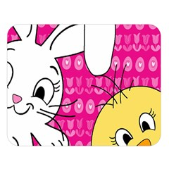 Easter Double Sided Flano Blanket (Large)