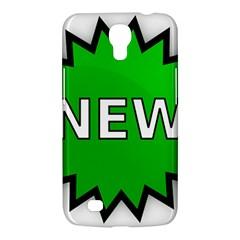 New Icon Sign Samsung Galaxy Mega 6 3  I9200 Hardshell Case by Mariart