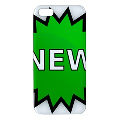 New Icon Sign Iphone 5s/ Se Premium Hardshell Case by Mariart
