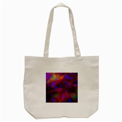 Vaccine Blur Red Tote Bag (cream) by Mariart