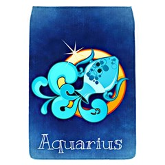 Zodiac Aquarius Flap Covers (s)  by Mariart