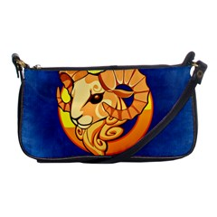 Zodiac Aries Shoulder Clutch Bags by Mariart