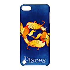 Zodiac Pisces Apple iPod Touch 5 Hardshell Case with Stand