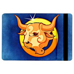Zodiac Taurus Ipad Air 2 Flip by Mariart