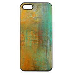 The Waterfall Apple Iphone 5 Seamless Case (black) by theunrulyartist