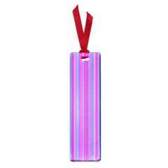 Blue And Pink Stripes Small Book Marks by Nexatart