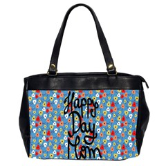 Happy Mothers Day Celebration Office Handbags (2 Sides)  by Nexatart