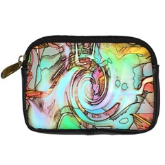 Art Pattern Digital Camera Cases by Nexatart