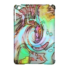 Art Pattern Apple Ipad Mini Hardshell Case (compatible With Smart Cover) by Nexatart