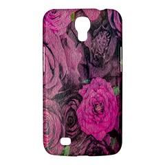 Oil Painting Flowers Background Samsung Galaxy Mega 6 3  I9200 Hardshell Case by Nexatart