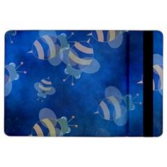 Seamless Bee Tile Cartoon Tilable Design Ipad Air 2 Flip