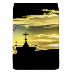 Graves At Side Of Road In Santa Cruz, Argentina Flap Covers (s)  by dflcprints