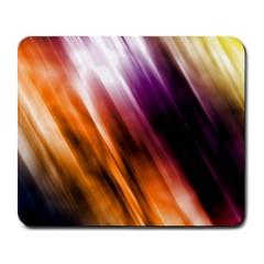 Colourful Grunge Stripe Background Large Mousepads by Nexatart