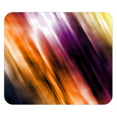 Colourful Grunge Stripe Background Double Sided Flano Blanket (small)  by Nexatart