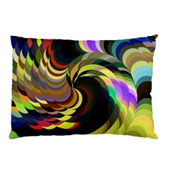 Spiral Of Tubes Pillow Case (two Sides) by Nexatart