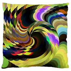 Spiral Of Tubes Standard Flano Cushion Case (one Side) by Nexatart