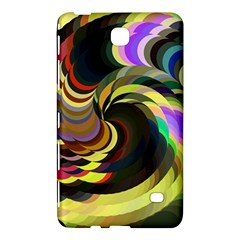 Spiral Of Tubes Samsung Galaxy Tab 4 (7 ) Hardshell Case  by Nexatart