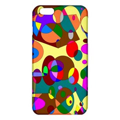 Abstract Digital Circle Computer Graphic Iphone 6 Plus/6s Plus Tpu Case by Nexatart