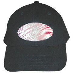 Fluorescent Flames Background With Special Light Effects Black Cap by Nexatart