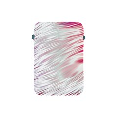 Fluorescent Flames Background With Special Light Effects Apple Ipad Mini Protective Soft Cases by Nexatart