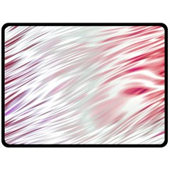 Fluorescent Flames Background With Special Light Effects Double Sided Fleece Blanket (large)  by Nexatart