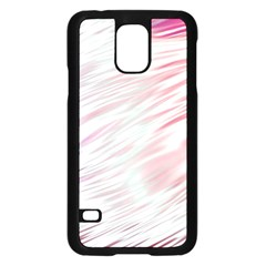 Fluorescent Flames Background With Special Light Effects Samsung Galaxy S5 Case (black) by Nexatart