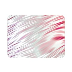Fluorescent Flames Background With Special Light Effects Double Sided Flano Blanket (mini)  by Nexatart