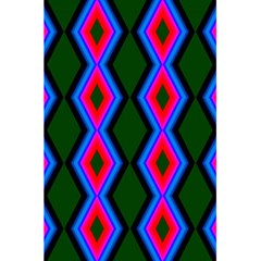Quadrate Repetition Abstract Pattern 5 5  X 8 5  Notebooks by Nexatart