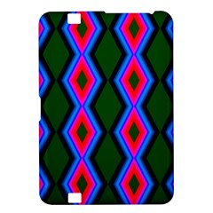 Quadrate Repetition Abstract Pattern Kindle Fire Hd 8 9  by Nexatart