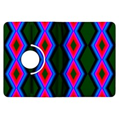 Quadrate Repetition Abstract Pattern Kindle Fire Hdx Flip 360 Case by Nexatart