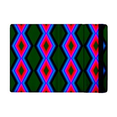 Quadrate Repetition Abstract Pattern Ipad Mini 2 Flip Cases by Nexatart