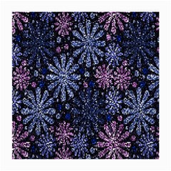 Pixel Pattern Colorful And Glittering Pixelated Medium Glasses Cloth by Nexatart