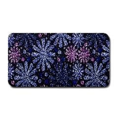 Pixel Pattern Colorful And Glittering Pixelated Medium Bar Mats by Nexatart
