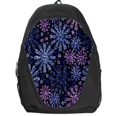 Pixel Pattern Colorful And Glittering Pixelated Backpack Bag by Nexatart