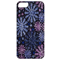 Pixel Pattern Colorful And Glittering Pixelated Apple Iphone 5 Classic Hardshell Case by Nexatart
