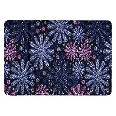 Pixel Pattern Colorful And Glittering Pixelated Samsung Galaxy Tab 8 9  P7300 Flip Case by Nexatart