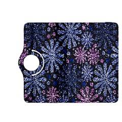Pixel Pattern Colorful And Glittering Pixelated Kindle Fire Hdx 8 9  Flip 360 Case by Nexatart