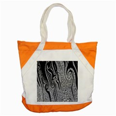 Abstract Swirling Pattern Background Wallpaper Accent Tote Bag by Nexatart